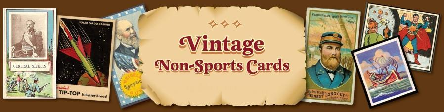 Vintage Non-Sports Cards
